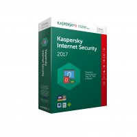 Kaspersky Internet Security 2017 - Box pack (1 year) - 1 device (DVD case) - Win, Mac, Android, iOS, Windows Phone - United Kingdom a