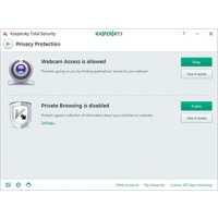 Kaspersky Total Security 2017 - Box pack (1 year) - 10 devices (Frustration-Free Packaging) - Win, Mac, Android, iOS - United Kingdom