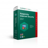 Kaspersky Internet Security 2017 - Box pack (1 year) - 10 devices (DVD case) - Win, Mac, Android, iOS, Windows Phone - United Kingdom a
