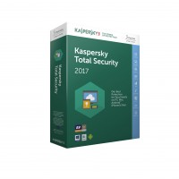 Kaspersky Total Security 2017 - Box pack (1 year) - 3 devices - Win, Mac, Android, iOS - United Kingdom a