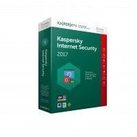 Kaspersky Internet Security 2017 - Box pack (1 year) - 5 devices (DVD case) - Win, Mac, Android, iOS, Windows Phone - United Kingdom a