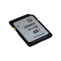 Kingston - Flash memory card - 32 GB - UHS Class 1 / Class10 - SDHC UHS-I c
