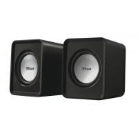 Trust Leto 6W Black loudspeaker a