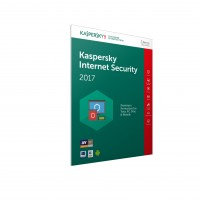 Kaspersky Internet Security 2017 - Box pack (1 year) - 5 devices (Frustration-Free Packaging) - Win, Mac, Android, iOS, Windows Phone - United Kingdom a