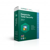 Kaspersky Total Security 2017 - Box pack (1 year) - 10 devices - Win, Mac, Android, iOS - United Kingdom a
