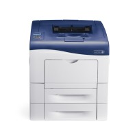 Xerox Phaser 6600DN - Printer - colour - Duplex - laser - A4/Legal - 1200 dpi - up to 35 ppm (mono) / up to 35 ppm (colour) - capacity: 700 sheets - USB, Gigabit LAN b