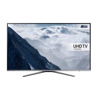 Samsung UE49KU6400U - 49 Class - 6 Series LED TV - Smart TV - 4K UHD (2160p) - UHD dimming - silver a