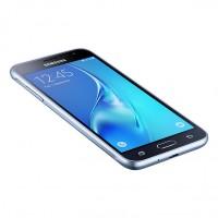 Samsung Galaxy J3 (2016) - SM-J320FN - smartphone - 4G LTE - 8 GB - microSDXC slot - GSM - 5 - 1280 x 720 pixels - Super AMOLED - 8 MP (5 MP front camera) - Android - black a