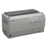 Epson DFX-9000N, Dot Matrix Printers, Impact dot matrix, 136 columns, 36 Needles (4 x 9), USB 2.0 Type B (optional), Type B interface, 20,000 Hours, 200 Million Strokes/Wire, 128 kB included, Windows 2000, Windows 7, Windows 8, Windows 98, Windows XP, Eps