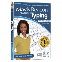 Avanquest Mavis Beacon Teaches Typing Personal Edition Mac a