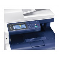Xerox WorkCentre 6605DN - Multifunction printer - colour - laser - Legal (216 x 356 mm) (original) - A4/Legal (media) - up to 35 ppm (printing) - 700 sheets - USB 2.0, Gigabit LAN, USB host a