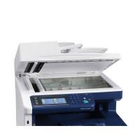 Xerox WorkCentre 6605DN - Multifunction printer - colour - laser - Legal (216 x 356 mm) (original) - A4/Legal (media) - up to 35 ppm (printing) - 700 sheets - USB 2.0, Gigabit LAN, USB host b