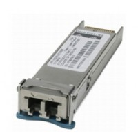 Cisco Multirate - XFP transceiver module - SONET/SDH, 10 Gigabit Ethernet - 10GBase-LR, 10GBase-LW - LC single-mode - up to 10 km - OC-192/STM-64 - 1310 nm - for P/N: 14X10GBE-WL-XFP-RF, 20X10GBE-WL-XFP-RF, 4-10GBE-WL-XFP-RF, A9K-2T20GE-B-RF, A9K-8T-E= a