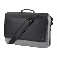 HP Executive Messenger - Notebook carrying case - 15.6 - black - for Chromebook x360, EliteBook 725 G4, 745 G4, 755 G4, 820 G4, 840 G4, 850 G4, ProBook 650 G3 a