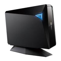 Asus BW-12D1S-U/BLK/G/AS Black External USB 3.0 Blu-Ray writer 12X a