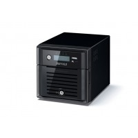 BUFFALO TeraStation 3200 TS3200D0402 - NAS server - 2 bays - 4 TB - SATA 3Gb/s - HDD 2 TB x 2 - RAID 0, 1, JBOD - RAM 1 GB - Gigabit Ethernet - with 3 years 24-hour TeraStation VIP HDD Exchange Service a
