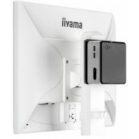 MD BRPCV01/ VESA Mount Bracket SFF in White is a high quality white bracket that allows a Mini PC or Thin Client to be mounted to the iiyama Height Adjustable stand of our white monitors. This solution is compatible with almost all ThinClient/ZeroClient P