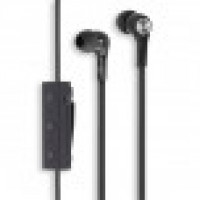WIRELESS EARBUDS WITH MIC+CONTROLS BLACK a