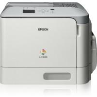 Epson WorkForce AL-C300DN, Laser Printers, Color/Plain, Duplex, F4, 1,200 x 1,200 dpi, 120,000 Pages per month, 100 Sheets Standard, 750 MHz, 1 GB included, 1 GB maximum, LCD screen: Type: Monochrome, 22 characters x 5 Lines, PDF 1.7, PostScript 3, PCL6,