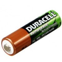 Duracell Pre-Charged - Battery 4 x AA type NiMH 2400 mAh (pack of 2) a