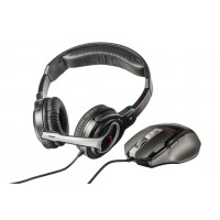 Trust GXT 249 Binaural Head-band Black headset a