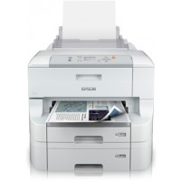 Epson WorkForce Pro WF-8090 DTW - Printer - colour - Duplex - ink-jet - A3 - 4800 x 1200 dpi - up to 34 ppm (mono) / up to 34 ppm (colour) - capacity: 830 sheets - USB 2.0, Gigabit LAN, Wi-Fi(n) a