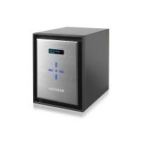 NETGEAR ReadyNAS 626X - NAS server - 6 bays - SATA 6Gb/s - RAID 0, 1, 5, 6, 10, JBOD - RAM 8 GB - Gigabit Ethernet / 10 Gigabit Ethernet - iSCSI a