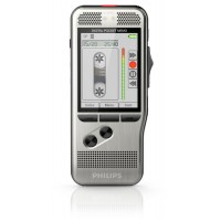 Philips DPM 7200 Flash card Stainless steel dictaphone a