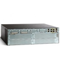 Cisco 3945E - Router - GigE - rack-mountable a