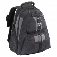 Targus Backpac Sport Deluxe black nylon for up to 15.4 Notebooks a