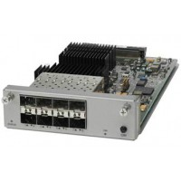 Cisco 8-Port 10 Gigabit Ethernet Network Module - Expansion module - 10 GigE - 8 ports - for Catalyst 4500-X a