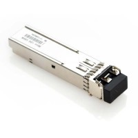 Dell - SFP (mini-GBIC) transceiver module - GigE - 1000Base-LX - LC single-mode - up to 10 km - 1310 nm - for Force10, Force10 TeraScale E-Series, Networking C7004, C7008, PowerConnect 81XX a