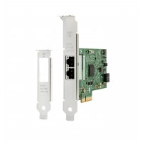 Intel I350-T2 - Network adapter - PCIe 2.1 x4 low profile - Gigabit Ethernet x 2 - for Workstation Z440 a