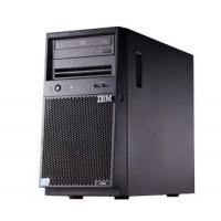 Express x3100 M5, Xeon 4C E3-1220v3 80W 3.1GHz/1600MHz/8MB, 1x8GB, O/Bay HS 3.5in SAS/SATA, SR H1110, Multi-Burner, 430W p/s, Tower a