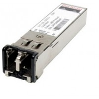 Cisco - SFP (mini-GBIC) transceiver module - LC/PC multi-mode - up to 1 km - 850 nm - refurbished - for Cisco 38XX, 7301, 7301 VAM2+, Catalyst 29XX, 3560, 3750, ME 3400, 4924, 6524 a