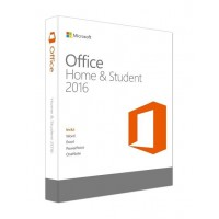 Microsoft Office Home & Student 2016, EN 1user(s) English a