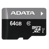 ADATA Micro SDXC 64GB 64GB MicroSDXC UHS Class 10 memory card a