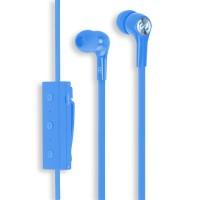 Scosche BT100 In-ear Binaural Wireless Blue mobile headset a