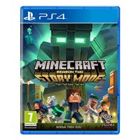 Avanquest Minecraft Story Mode 2 Season Pass, PS4 Season Pass PlayStation 4 English video game a