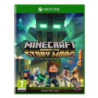 Avanquest Minecraft Story Mode 2 Season Pass, Xbox One Season Pass Xbox One English video game a