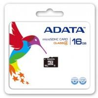 ADATA 16GB microSDHC 16GB MicroSDHC memory card a
