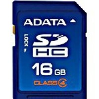 ADATA 16GB SDHC 16GB SDHC memory card a