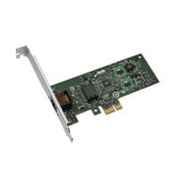 Intel Gigabit CT Desktop Adapter - Network adapter - PCIe low profile - Ethernet, Fast Ethernet, Gigabit Ethernet - 10Base-T, 100Base-TX, 1000Base-T a