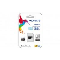 ADATA Premier microSDHC UHS-I U1 Class10 32GB 32GB MicroSDHC Class 10 memory card a