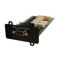 Eaton Relay Card-MS - Remote management adapter - RS-232 a