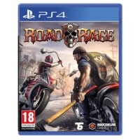 Avanquest Road Rage, PS4 Basic PlayStation 4 English video game a