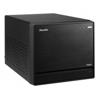 Shuttle SZ270R8 Intel Z270 LGA 1151 (Socket H4) Cube Black PC/workstation barebone a