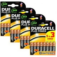 DURACELL PLUS POWER AAA X 32 a