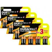 DURACELL PLUS POWER AA X 32 a