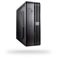 Chieftec UC-02B-350GPB Tower 350W Black computer case a
